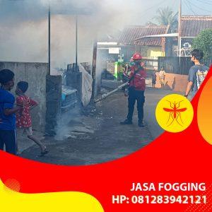 Jasa Fogging Nyamuk di Intan Jaya