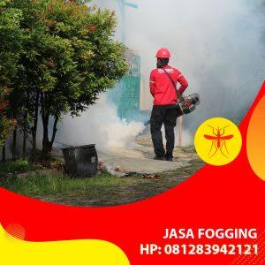 Jasa Fogging DIsinfektan di Rembang