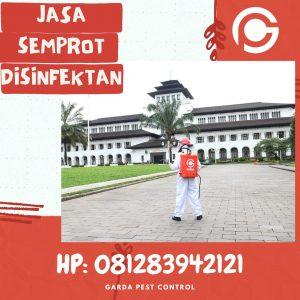 Jasa Disinfektan di Kota Jayapura