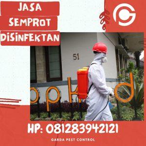 Jasa Semprot Disinfektan di Kota Tasik
